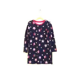 Gymboree girls tunic cotton dress. Sz. 8.